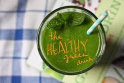 healthy green drink msg
