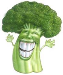 broccoli big smile
