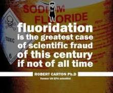 fluoridation fraud