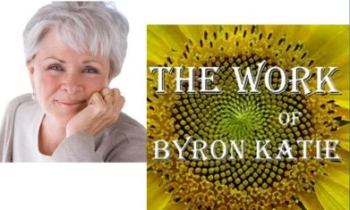Byron Katie the work combo pic