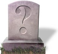 headstone question