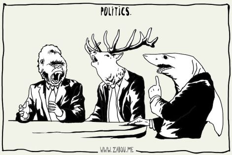 politics-animals