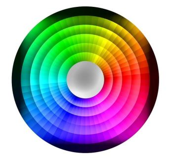 colour wheel maxpixel