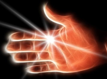 hand w light borders pixabay flare applied