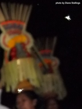 Bali night maybe tiny fairies pic by DS