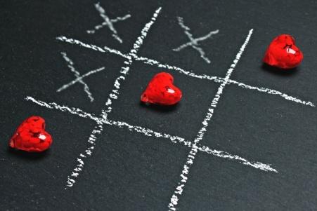 heart game board pixnio