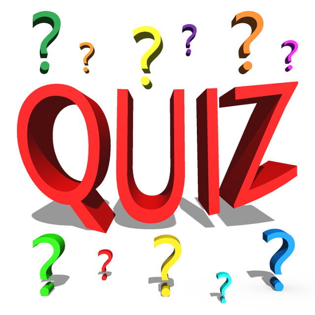 quiz from pixabay