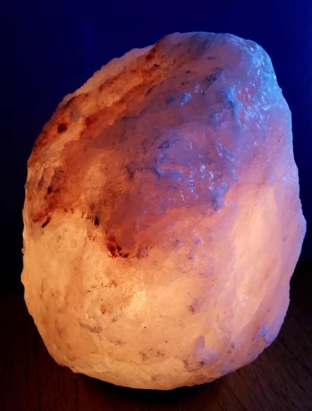 my salt lamp