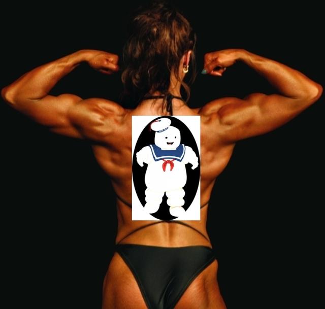 musclebackwoman wikimedia puffyman inside