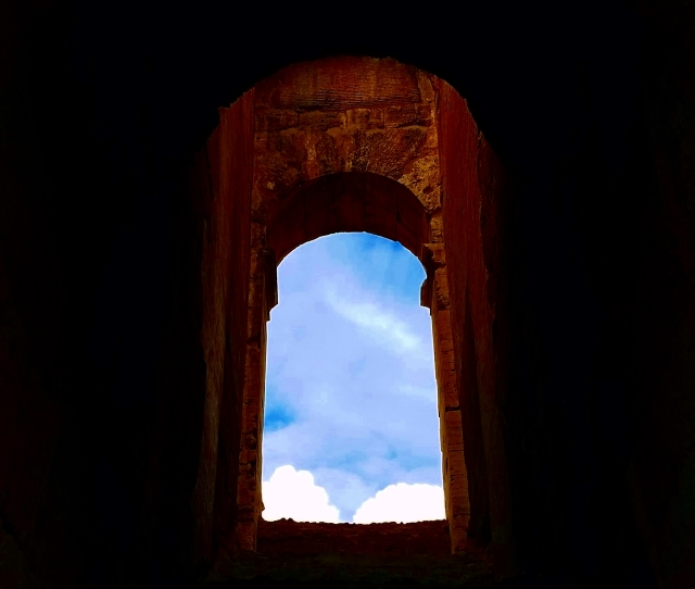 Arch Rome by DS
