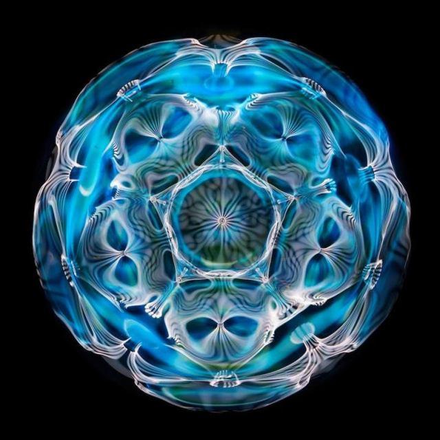 cymatics aqua sound etsy