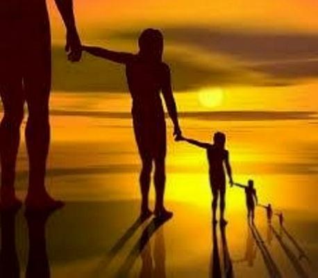 Eileen blog human generations sunset