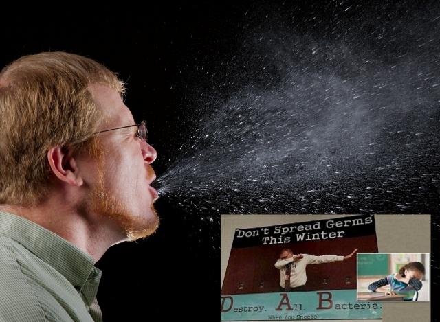 Sneeze n DAB