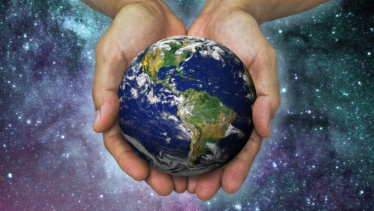 god-holding-earth Pixabay